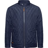 Weather Report NOAH QUILTED JKT NAVY