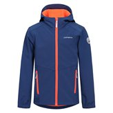 Icepeak TEIKO JR JKT BLUE/ORANGE