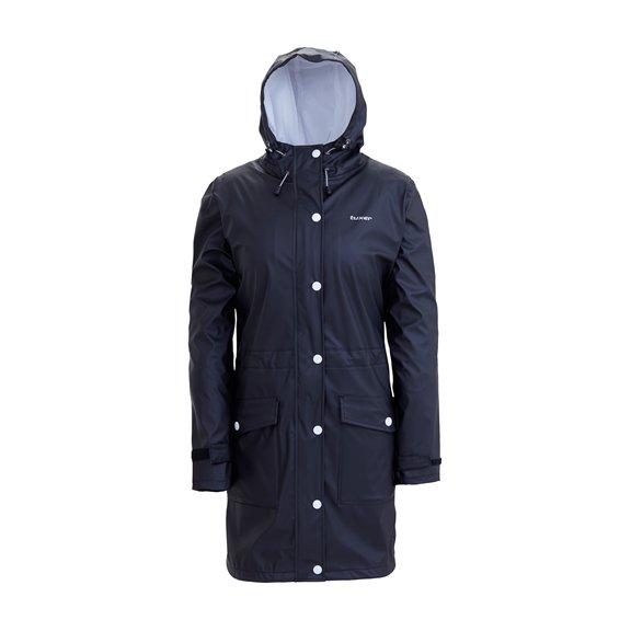 Tuxer ELECTRA RAIN COAT BLACK