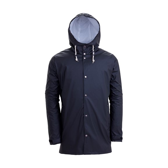 Tuxer MIO RAIN COAT BLACK