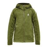 8848 BUD JR FLEECE JKT GUCCAMO