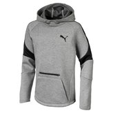 Puma EVOSTR MOVE JR HOODY GREY