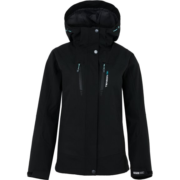 Tenson SOUTH POLE W JKT BLACK