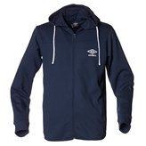 Umbro SPEED FZ HOOD NAVY