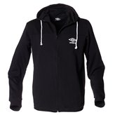Umbro SPEED FZ HOOD BLACK