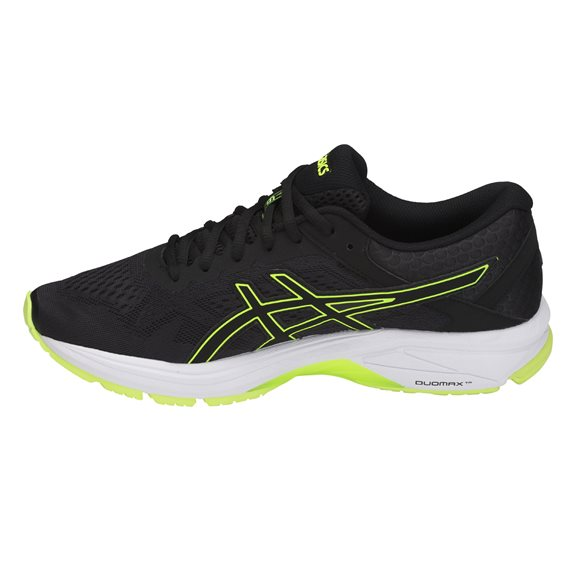 Asics GT 1000 6 BLACK/YELLOW