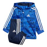 Adidas SHINY FZH INF SET BLUE