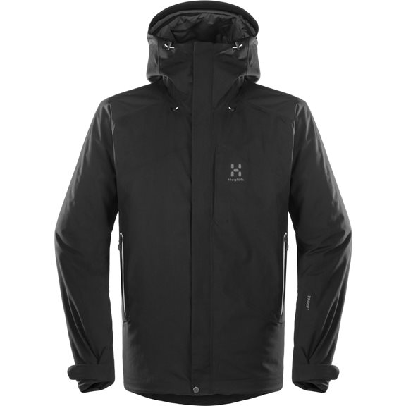 Haglöfs NIVA INSULATED JKT BLACK