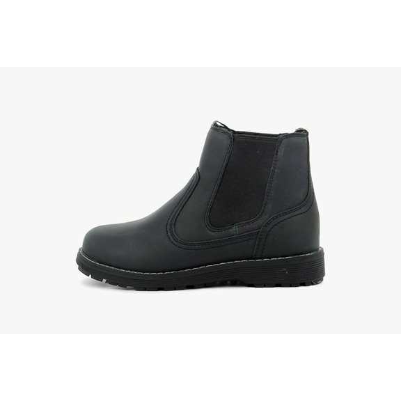 Leaf PINCOURT CHELSEA BOOT BLK