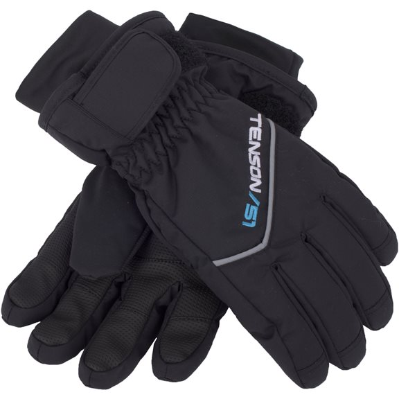 Tenson EDGE JR GLOVE BLACK