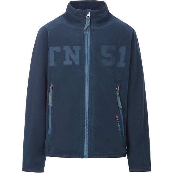 Tenson GINO JR FLEECE JKT NAVY