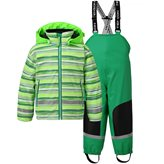 Tenson SKY BLUR JR RAINSET GREEN