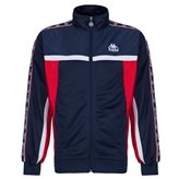Kappa TRACK JACKET AUTH. NAVY/RE