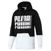 Puma REBEL UP HOODY BLACK