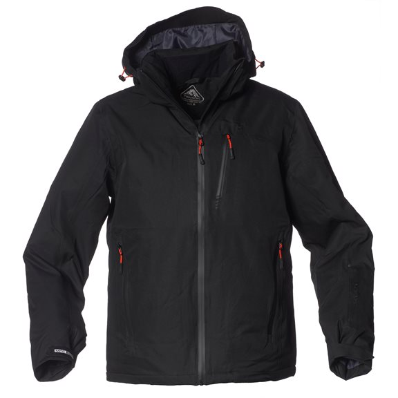 Tenson CRASH SKI JKT BLACK