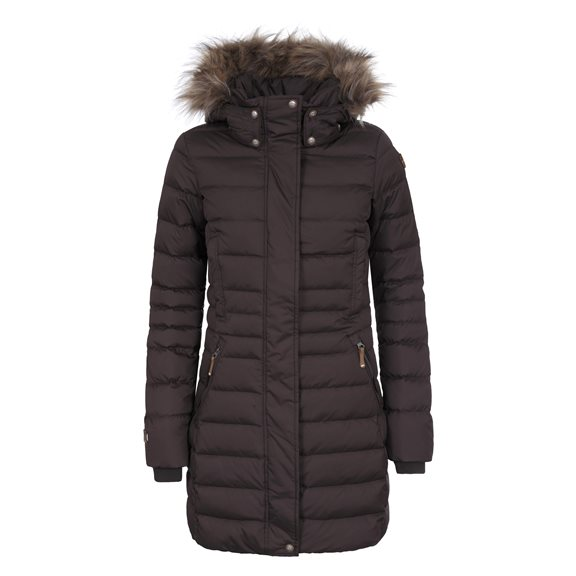 Icepeak TINJA W JACKET BROWN