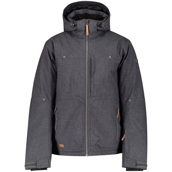 Five Seasons AFFE SKI JKT GRAPHITE MEL