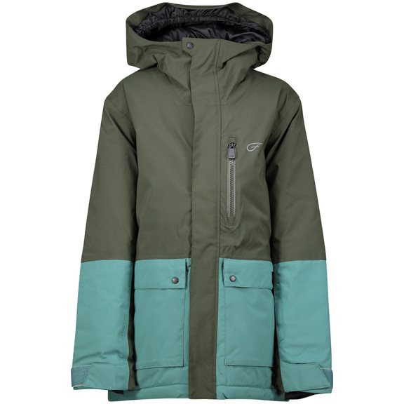 Five Seasons ENEAS JR SKI JKT MID FORES