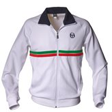 Tacchini DALLAS TRACK JACKET WHITE