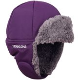 Didriksons BIGGLES CAP II BERRY PURPL