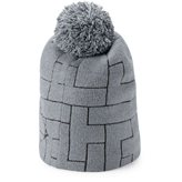 Under Armour GRAPHIC POM BEANIE STEEL