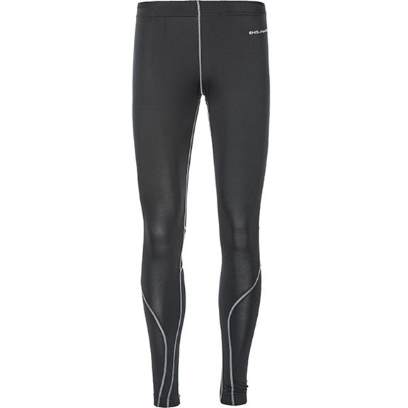 Endurance MALAGA LONG TIGHTS BLACK