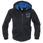Puma STYLE HOODED JR JKT BLACK