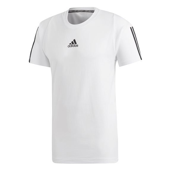 Adidas MH 3 STR TEE WHITE/BLACK