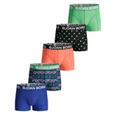 Björn Borg 5P JR SHORTS LA ABSTRACT D