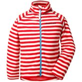 Didriksons MONTE K PR FLEECE JKT RED