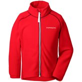 Didriksons MONTE KIDS FLEECE JKT RED