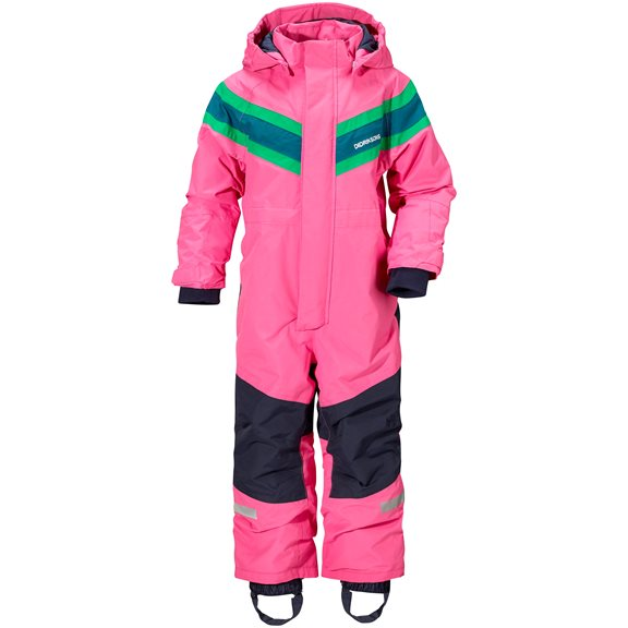 Didriksons ROMME COVERALL PINK