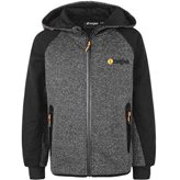ZigZag ROLLO JR FLEECE JKT GREY M