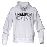 Champion OPTIC W HIGH NECK WHITE