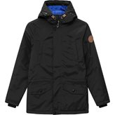 Weather Report DIEGO JR JKT BLACK