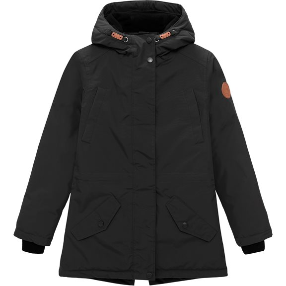 Weather Report GINA JR JKT BLACK