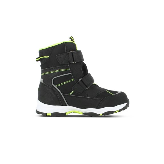 Leaf SILJAN JR BLACK/LIME