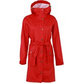 Tenson NICCI W RAIN COAT RED