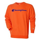 Champion CREWNECK SWEAT ORANGE