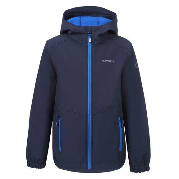 Icepeak TEIKO JR JKT NAVY/BLUE