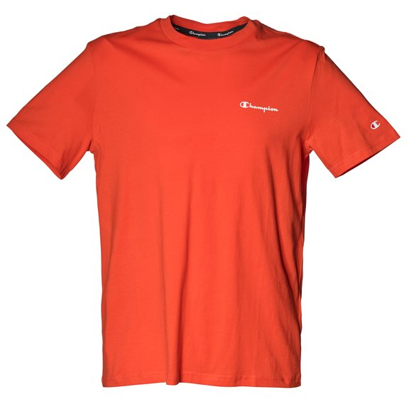 Champion SMALL LOGO TEE ORANGE
