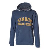 Vinson Polo Club KIRAN JR HOOD BLUE
