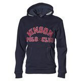 Vinson Polo Club KIRAN JR HOOD NAVY