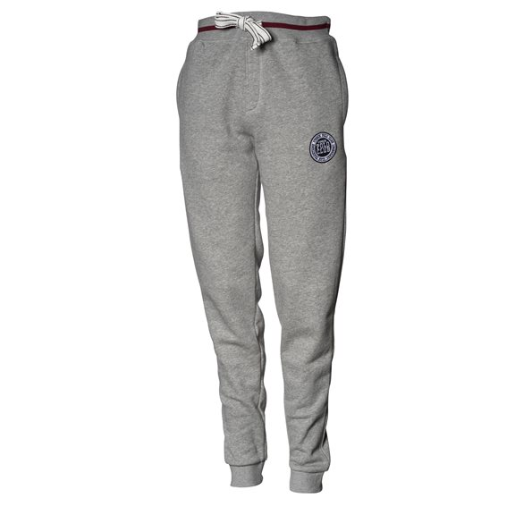 Vinson Polo Club KYLAN SWEAT PANT GREY/RED