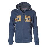 Vinson Polo Club KENT JR HOOD BLUE