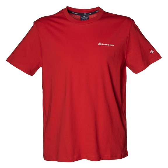 Champion SMALL LOGO TEE RED