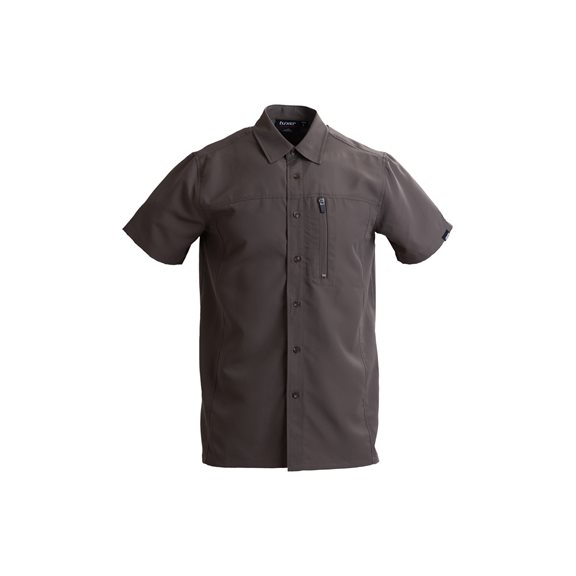 Tuxer FIELD SHIRT GRANITE GREEN