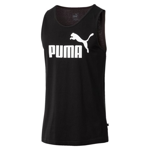 Puma ESS TANK TOP BLACK