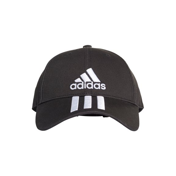 Adidas 3S CAP COTTON BLACK/WHT