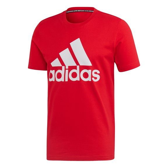 Adidas MH BOS TEE RED/WHITE